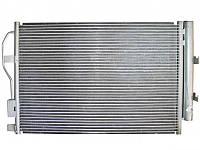 Радиатор кондиционера Chevrolet Aveo 2011-