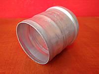 Удлинитель для 60 мм трубы коаксиального дымохода 60/100