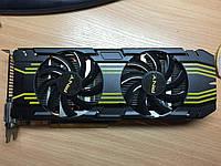 Игровая видеокарта Nvidia PNY GTX770 2Gb 256bit б/у