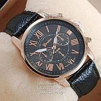 Женские наручные часы Geneva Gold/Black