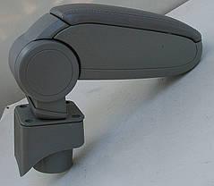 Подлокотник ZAZ Forza 2011+ ASP серый, фото 2
