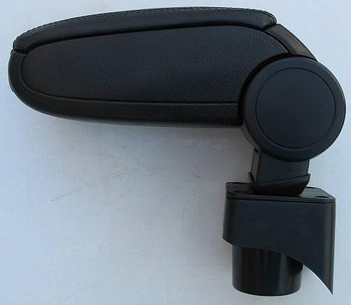 Подлокотник ZAZ Forza 2011+ ASP черный, фото 2