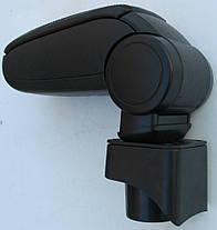 Подлокотник ZAZ Forza 2011+ ASP черный, фото 3