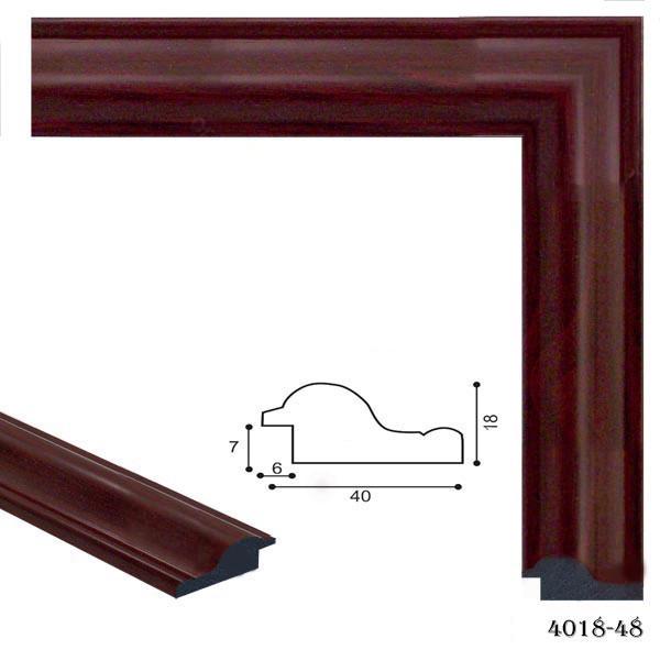 """Багет пластиковый 4018 - 48 - """"KMT"""" - Компас Мебельных Технологий           в Белой Церкви"""