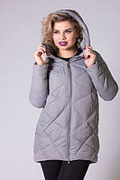 Где купить женскую куртку большого размера?
