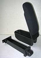 Подлокотник Peugeot Partner 2008+ Botec черный текстильный