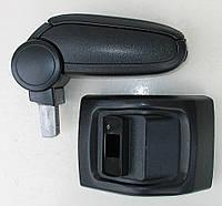 Подлокотник Ford Focus 2 - 2004-2011 ASP черный текстильный