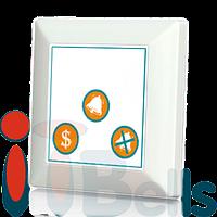 Беспроводная кнопка вызова smart-53