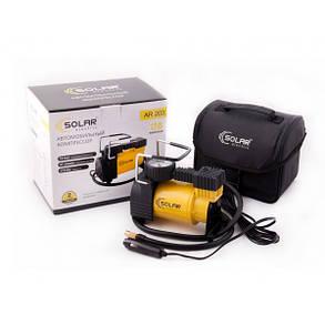 Автомобильный компрессор SOLAR AR-203, фото 2