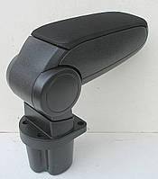 Подлокотник Kia Rio 2006 2006-2012 ASP черный текстильный