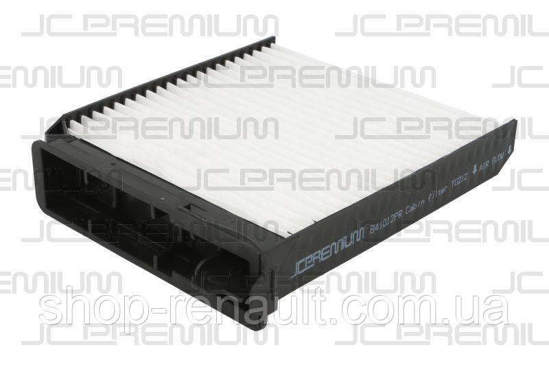 Фільтр салону Logan/MCV/Sandero/Duster JC PREMIUM B41012PR