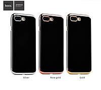 Чехол для iPhone 7 Plus - HOCO Obsidian series protective, разные цвета