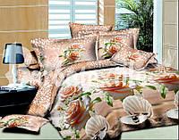 Комплект постельного белья семейный ранфорс