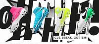 Новая коллекция Nike Motion Blur Pack