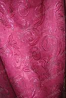 Шторы узорчастые, шторная ткань Турция, на высоту
