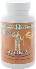 Эсобел с экстрактом сабельника напиток Арго для суставов, позвоночника, артрит, артроз, остеохондроз, подагра
