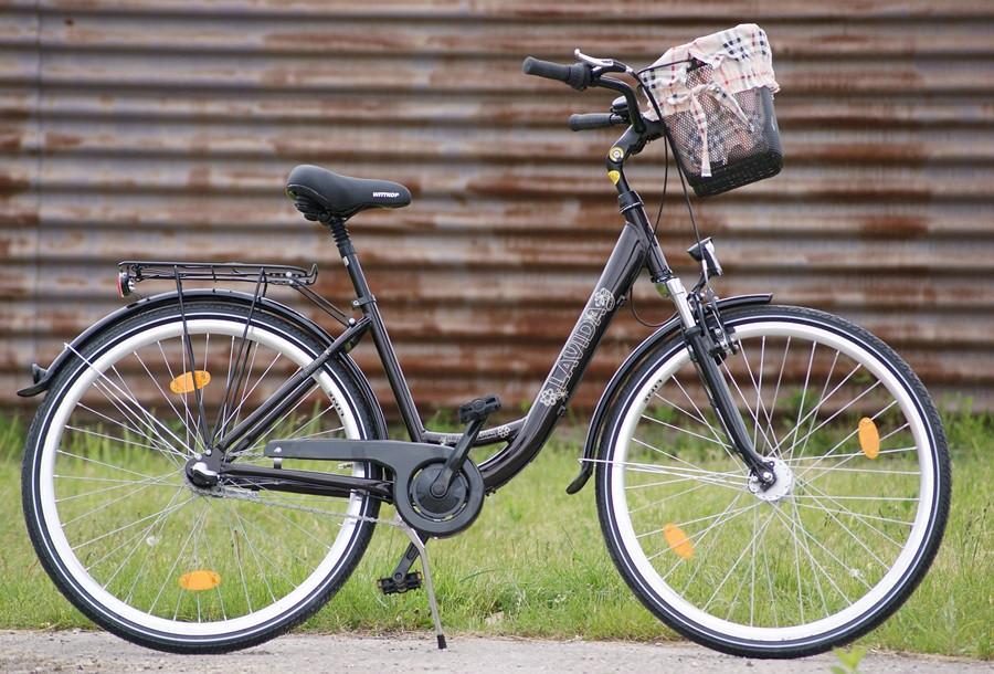 Міський велосипед LAVIDA 28 Nexus 3 Chocolate