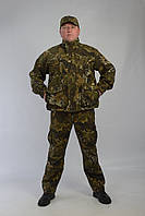 Камуфлированный костюм Сталкер рисунок Дубок с кепкой