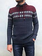 Мужской свитер осень-зима-весна, фото 1