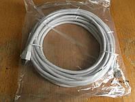 Патч корд 6м Лан кабель cat 5e s-ftp RJ45