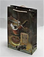 Подарочный пакет (мужская и нейтральная серии, малый вертикальный)