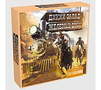 Настольная игра Дикий Запад. Железные дороги. Ариал