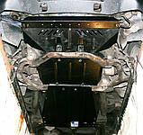 Захист картера двигуна, кпп, ркпп SsangYong Kyron 2007-, фото 10