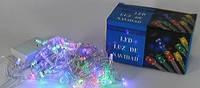 Новогодняя многоцветная гирлянда LED 500 M (500 светодиодов)