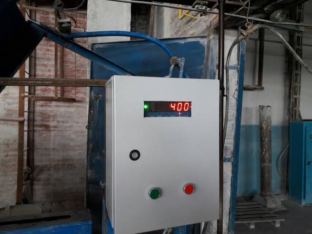 Модернизация Весовой тележки взвешивающей глину для производства фарфоровых изделий -1