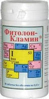 Фитолон кламин Арго (укрепление иммунитета, инфекции, грипп, содержит йод, Омега 3, микроэлементы)