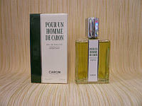 Caron - Pour Un Homme De Caron (1934) - Туалетная вода 75 мл - Старый дизайн, старая формула аромата