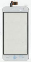 Оригинальный тачскрин / сенсор (сенсорное стекло) для Doogee Voyager 2 DG310 (белый цвет), фото 1