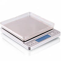 Весы цифровые DTS-500 ( 500г/0,01г ) с функцией счета и съемной крышкой