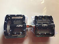 Педаль алюминевая FPD  на проме MTB черная закрытая (opt 16.5$)
