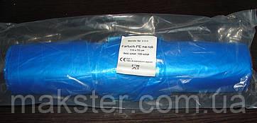 Фартук одноразовый полиэтиленовый, 110 см х 70 см, фото 2