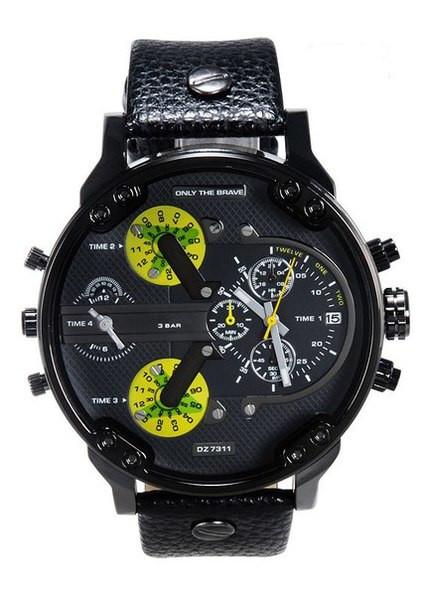ea12ba29 Мужские часы Diesel Brave DZ7311, качественная реплика -