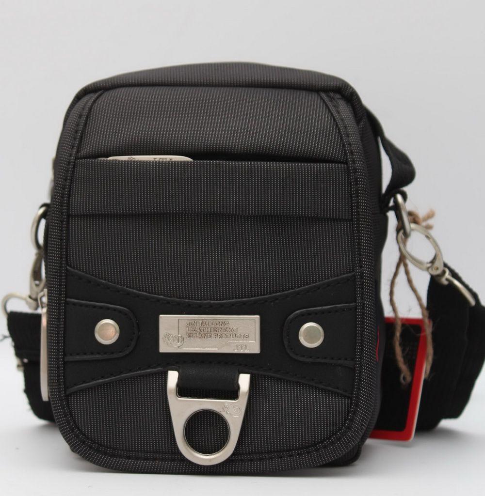 19e54b56ea39 Классическая мужская сумка через плече JTL. Стильный дизайн. Хорошее  качество. Доступная цена.