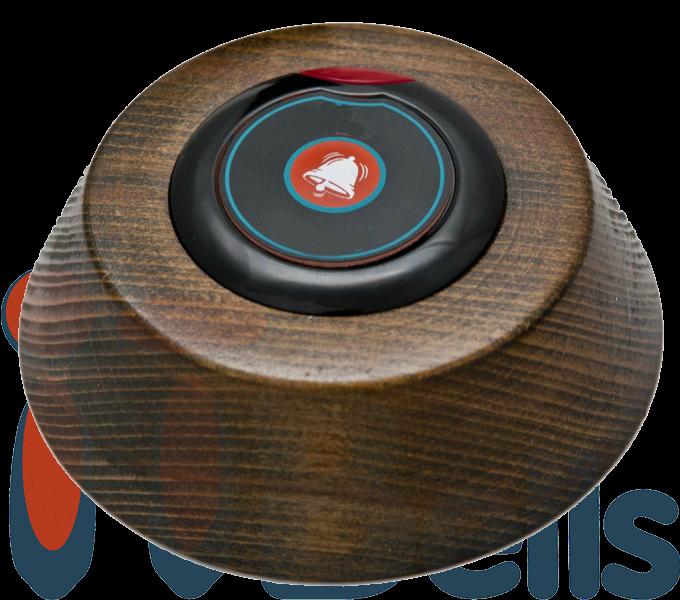 Подставка из дуба для кнопки ITbells-305