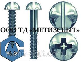 Гвинт ГОСТ17473-80; DIN 7985; від М3-М12