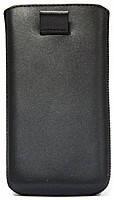 Чехол вытяжка Grand Nokia 206 черный