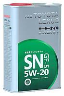 Моторное масло Chempioil  (metal) Motor Toyota Lexus 5w20 4л.