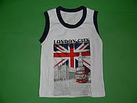 """Безрукавка """"Лондон"""", кулир, р.98,104,110,116-122,128"""