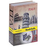 Книга сейф Италия, 18 см.