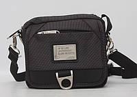 Комфортная мужская сумка через плече JTL. Отличный акссесуар на каждый день. Код: КГ881