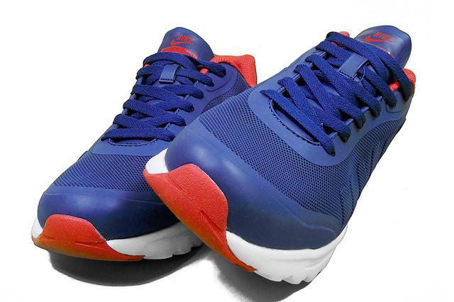 Кроссовки женские Nike Air Max синие