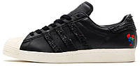 "Женские кроссовки Adidas Superstar ""Year of the Rooster"" Pack Black"