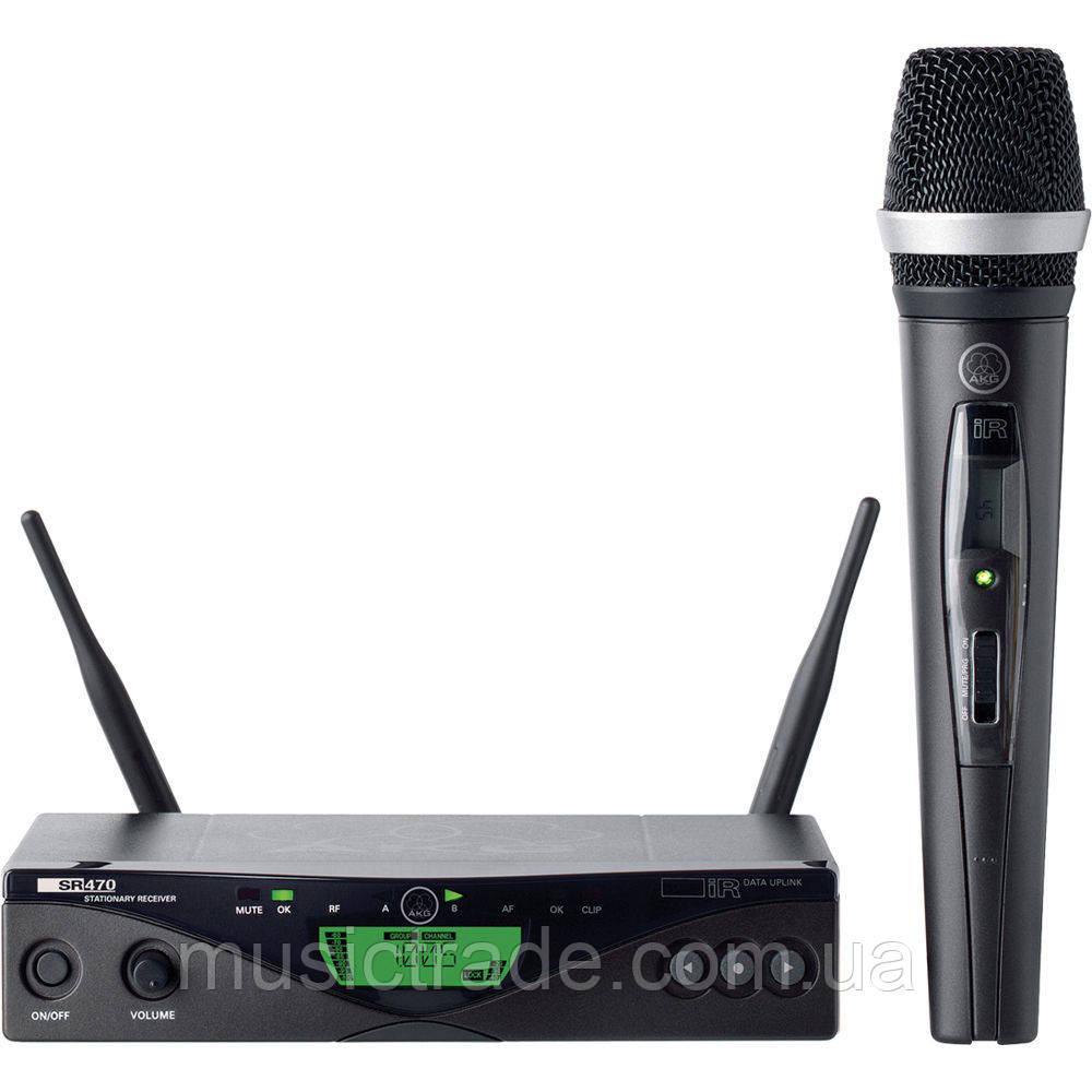 Радиосистема AKG WMS 450 Vocal Set D5