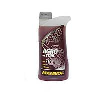 Моторное масло Mannol 7858 Agro STIHL API TC (1L)