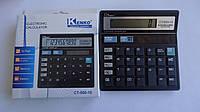 Настольный калькулятор Kenko СТ-500-10,10ти  разрядный, средний. Универсальный калькулятор средний 10ти  разря