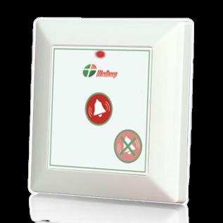 Тонкая беспроводная кнопка Med-52